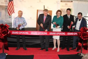 Dulles Glass Mirror Inc Celebrates Growth At Ribbon Cutting Ceremony Prince William Living