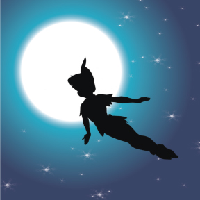 peter pan presented by pied piper theatre prince william