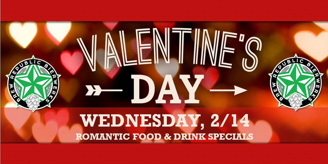 Valentine S Day Date Night At Brew Republic Prince William Living