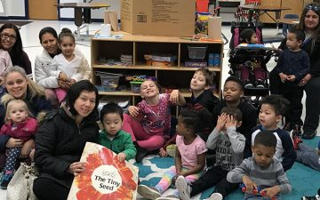 Planting The Seeds Of Literacy At Kerrydale Elementary Prince