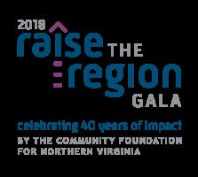 raise the region gala community foundation for northern virginia