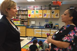 National Head Start Director visits PWCS