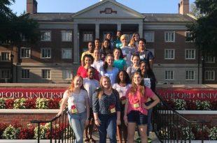 PWCS students at Governor's School at Radford 2018