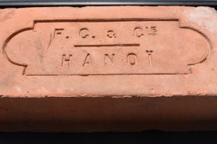 Hanoi Hilton brick presented by Freedom Museum