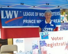League of Women Voters of the Greater Prince William Area