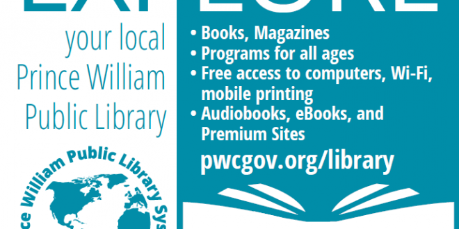 Prince William County Public Library, Books, Magazines, Programs