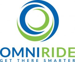 omni ride logo for over the hump