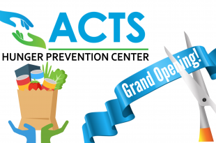 ACTS Hunger Prevention Center grand opening