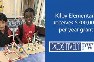 Kilby Elementary School grants Prince William County Schools Tiger21, ALPHABest