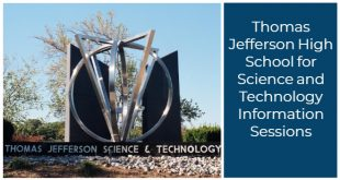 Thomas Jefferson High School for Science and Technology information sessions