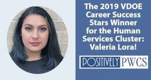 cte prince william county schools career stars winner valeria lora