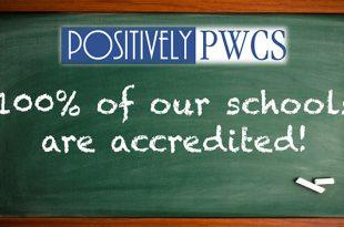 pwcs 100 percent accredited