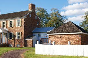 ben lomond historic site manassas civil war prince william historic preservation