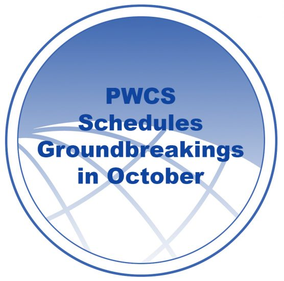 pwcs groundbreakings october 2018 transportation facility elementary school