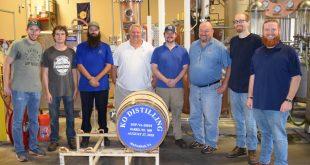 KO Distilling, 1000th barrel of whiskey, whiskey