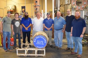 KO Distilling, 1000th barrel of whiskey, whiskey