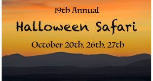 bull run mountain conservancy halloween safari 2018