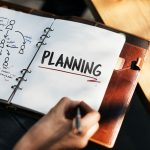 planner planning content strategy your words mean business