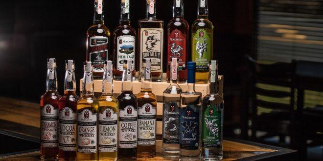MurLarkey Distilled Spirits, whiskey