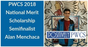 Alan Menchaca, National Merit Scholarship finalist