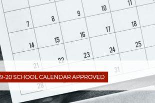 PWCS, 2019-2020 calendar, PRince WIlliam County Schools