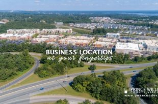 economic development, PRince William County, Stonebridge Town Center