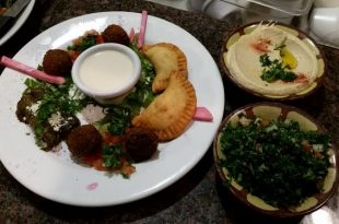 Byblos Taste of Lebanon, Lebanese food, falafel, hummus, Local flavor 1218