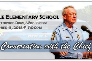Conversation with the Chief, Prince William County Police, Chief Barry Barnard