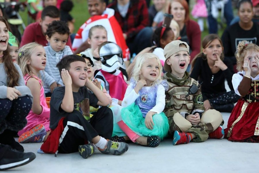 Halloween, kids, Occoquan