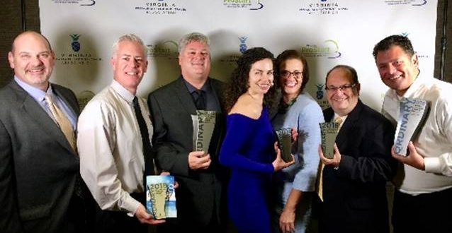 prince william office of tourism, awards