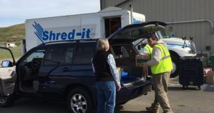 Prince WIlliam County Solid Waste Division, shred event