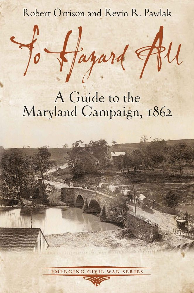 To Hazard All Front cover, book talk, Manassas Museum