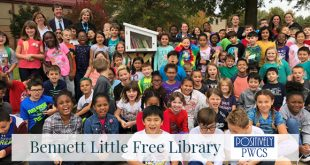 Bennett Little Free Library