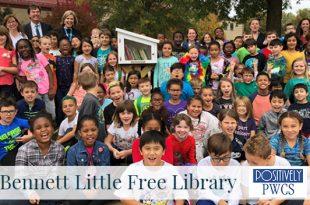 Bennett Little Free Library