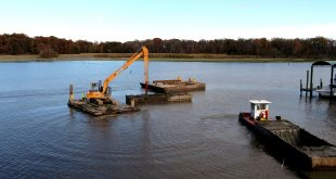 Neabsco Creek dredging