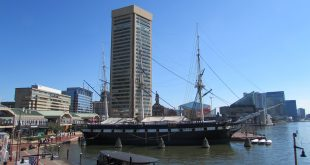 Baltimore, Inner Harbor, World Trade Center