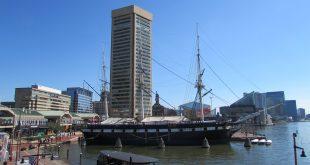Baltimore, Inner Harbor, World Trade Center