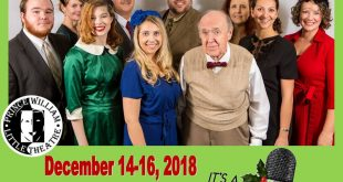 It's a Wonderful Life, Prince William Little Theatre
